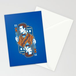 11th of Hearts Stationery Cards