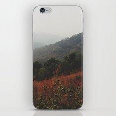Whispering Wind iPhone Skin