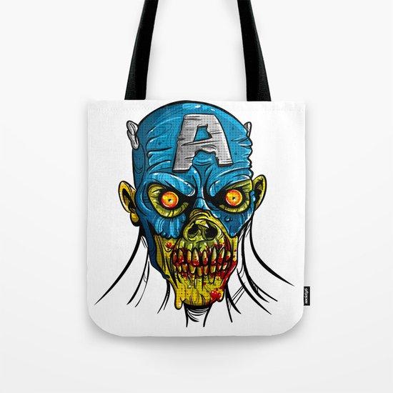 Zombie America Tote Bag