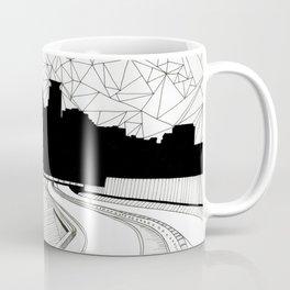 Dreaming the downtown Coffee Mug