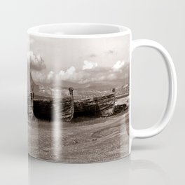 "Abandoned Sound of Tonnara di Bonagio ""Vacancy"" zine Coffee Mug"