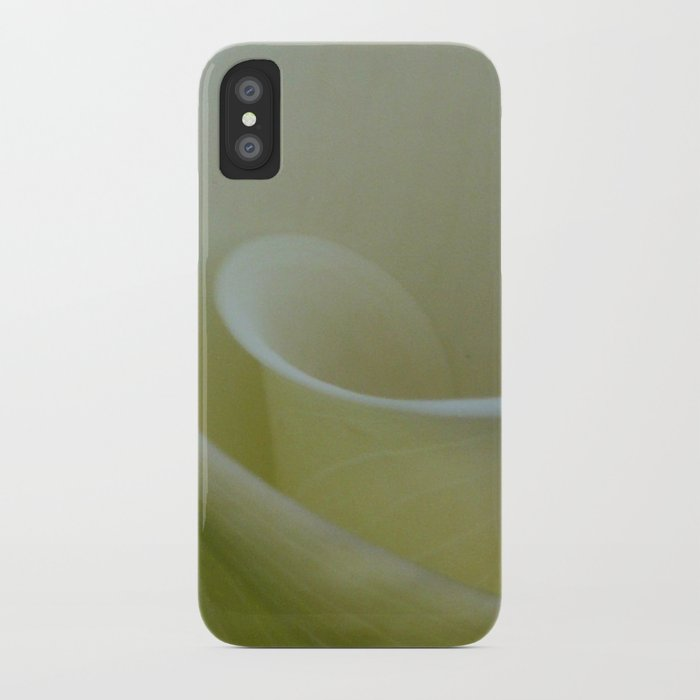 Inside the world iPhone Case