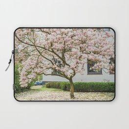 Magnolia Pink Splendor Laptop Sleeve