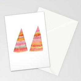 shaggy  triangle Stationery Cards