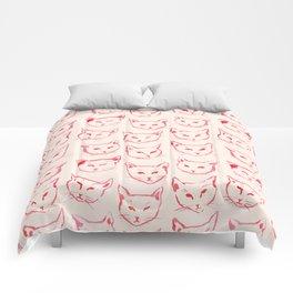 Red Cat Comforters