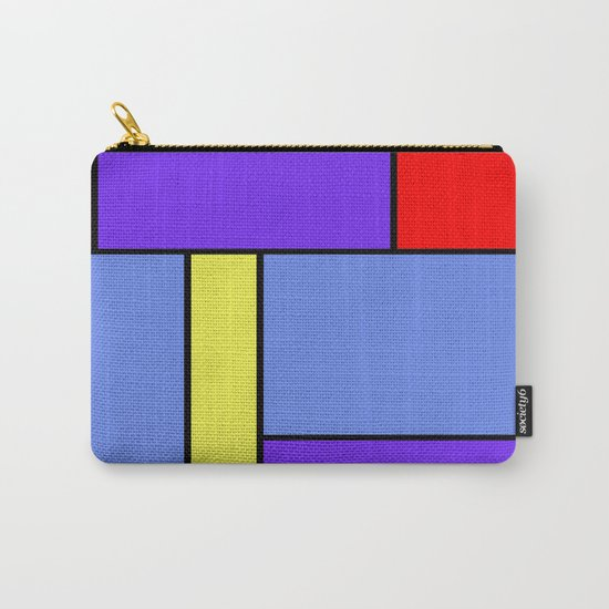 Abstract #482 Carry-All Pouch