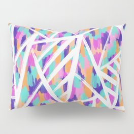 Justine Abstract Pillow Sham