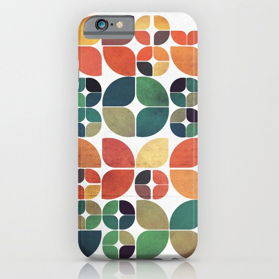 Vintage Fall Pattern iPhone & iPod Case