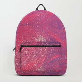 Pink Parallel Universe Backpack