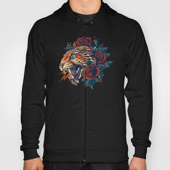 Ornate Leopard (Color Version) Hoody