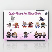 nori iPad Cases featuring Sailor Dwarves of Erebor by Rshido