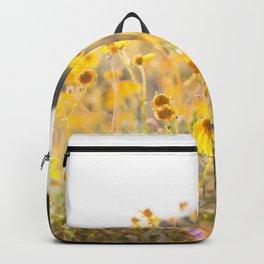 Arizona Wildflowers Backpack