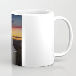 City of Dundee Sunset Coffee Mug
