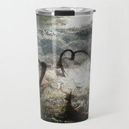 A Place Near the Sea. Travel Mug