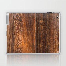 Old wood texture Laptop & iPad Skin