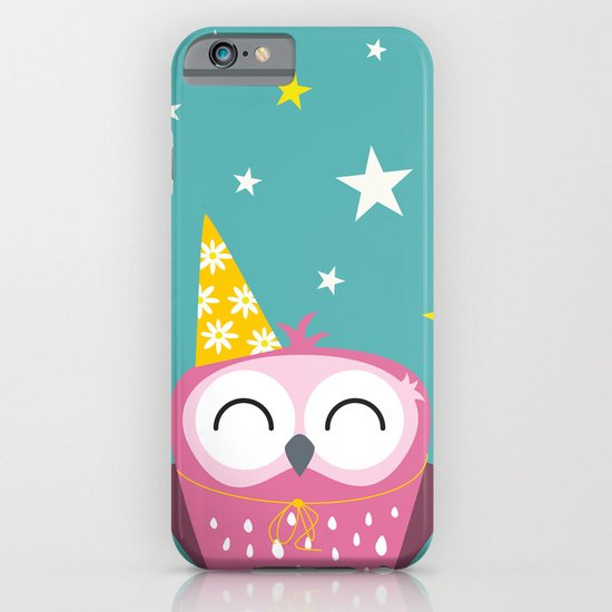 Party Owl iPhone & iPod Case