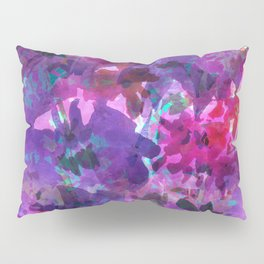 Violet Fields Pillow Sham