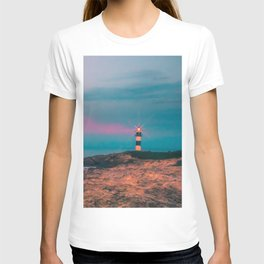 Lighthouse of the Isla Pancha T-shirt