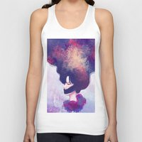 silence of the lambs Tank Tops featuring Silence by pixply
