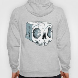 Sugar Cube Skull Hoody