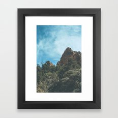 Utah IV Framed Art Print