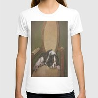 downton abbey T-shirts featuring Abbey by Ambre Wallitsch
