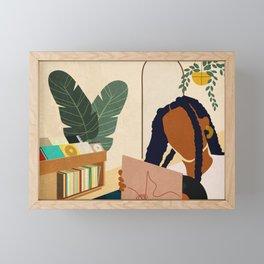 Stay Home No. 4 Framed Mini Art Print