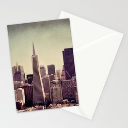 you can't beat that view Stationery Cards