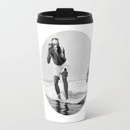 The Surfing Photographer Travel Mug