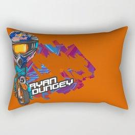 MXDungey Rectangular Pillow