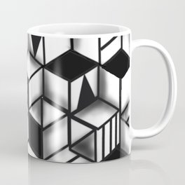 Obstacles 3D Coffee Mug