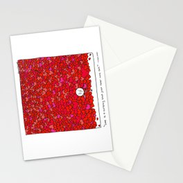 Love Is a Currency Stationery Cards