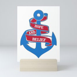 Anchor Mini Art Print