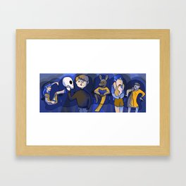 Shakespeare Kids Framed Art Print