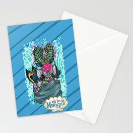 The Little Mer-Witch Stationery Cards