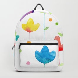 Flowers and joy Backpack