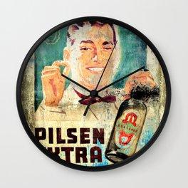 Antarctica Beer - Vintage Beer Wall Clock