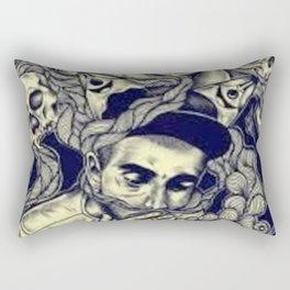 fatality Rectangular Pillow