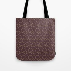 Royal Paisley Tote Bag