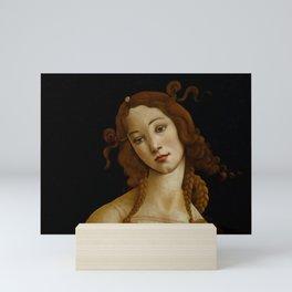 """Sandro Botticelli """"Venus"""" (Sabauda Gallery, Turin) Mini Art Print"""