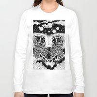 universe Long Sleeve T-shirts featuring UNIVERSE by • PASXALY •