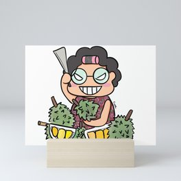 Durians Mini Art Print