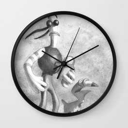 armikrog Wall Clock