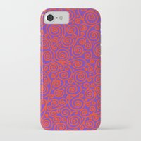friday iPhone & iPod Cases featuring Friday by Bunyip Designs