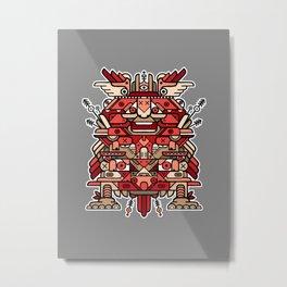 Totem 4 Metal Print
