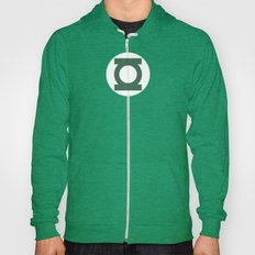 Green Lantern Vector Logo Hoody