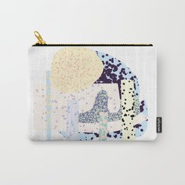 Tropical Iceland Carry-All Pouch