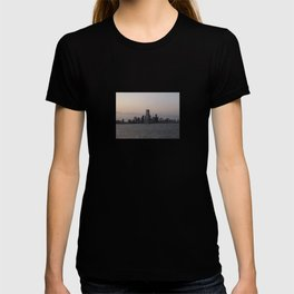 View of Colgate Center from New York Harbor T-shirt