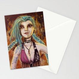 Jinx Stationery Cards