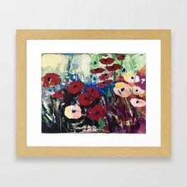 Garden Delight Framed Art Print